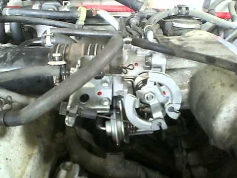 1997 Toyota 4Runner IAC valve problems