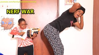 Download Marvelous Comedy - Nerf War: Marvelous Biscuit (Family The Honest Comedy)