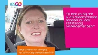 LESGO Maria Van advocaat naar rijinstructeur