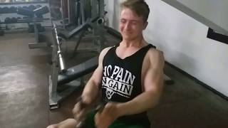 Marius Catalin Ultimate Back Workout