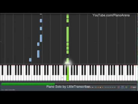 One Direction - What Makes You Beautiful (Piano Cover) by LittleTranscriber