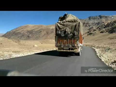 Solo trip to Ladakh from Patna in October 2017(PATNA- DELHI-