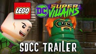 LEGO DC Super-Villains   Official San Diego Comic ...