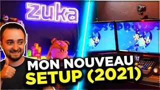 MON SETUP GAMING 2021 ! (Streaming, YouTube & Gaming)