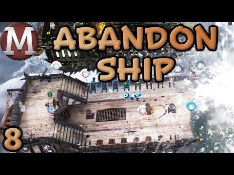 Abandon Ship - Man Overboard! - Abandon Ship Gameplay #8