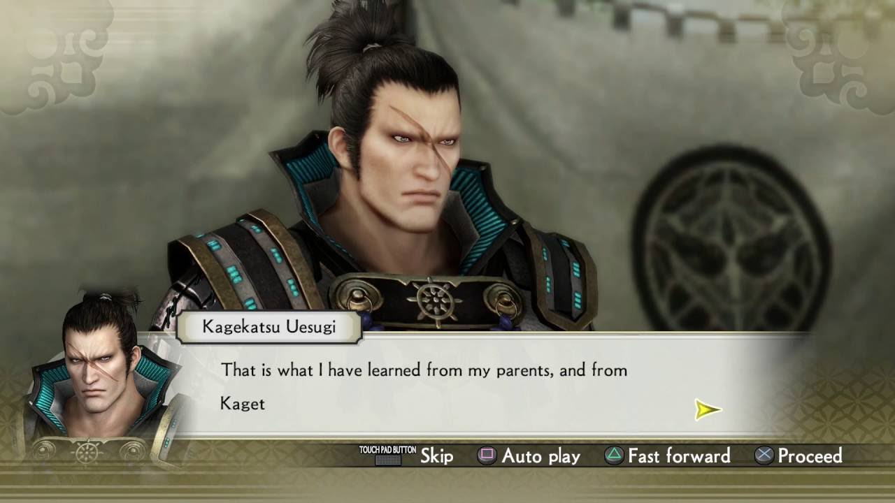 Samurai Warriors 4 Uesugi 09 The White Flower Of Justice Youtube