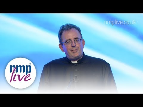 Reverend Richard Coles - after dinner speaking clips