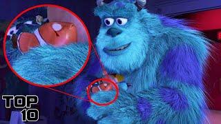 Top 10 TERRIFYING Hiḋden Disney Easter Eggs - Part 2