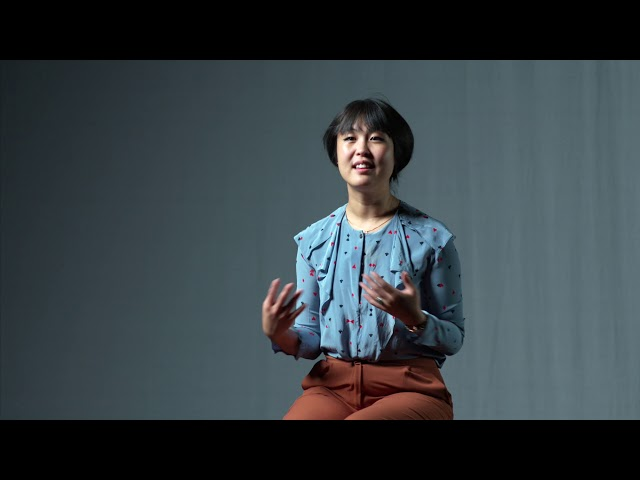 Answers start with a question - Jee Hyun Kim - Anxiety