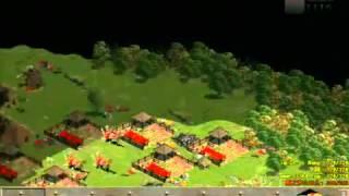 [AOE - Đế chế] ChimSeDiNang vs So Luyen trận 2 - 3/1/2012