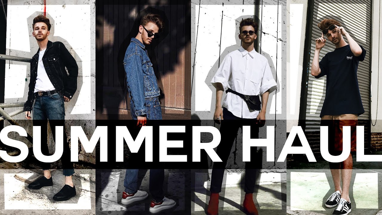 SUMMER Try On HAUL 2017 Urban Outfitters Acne Studios MeUndies More