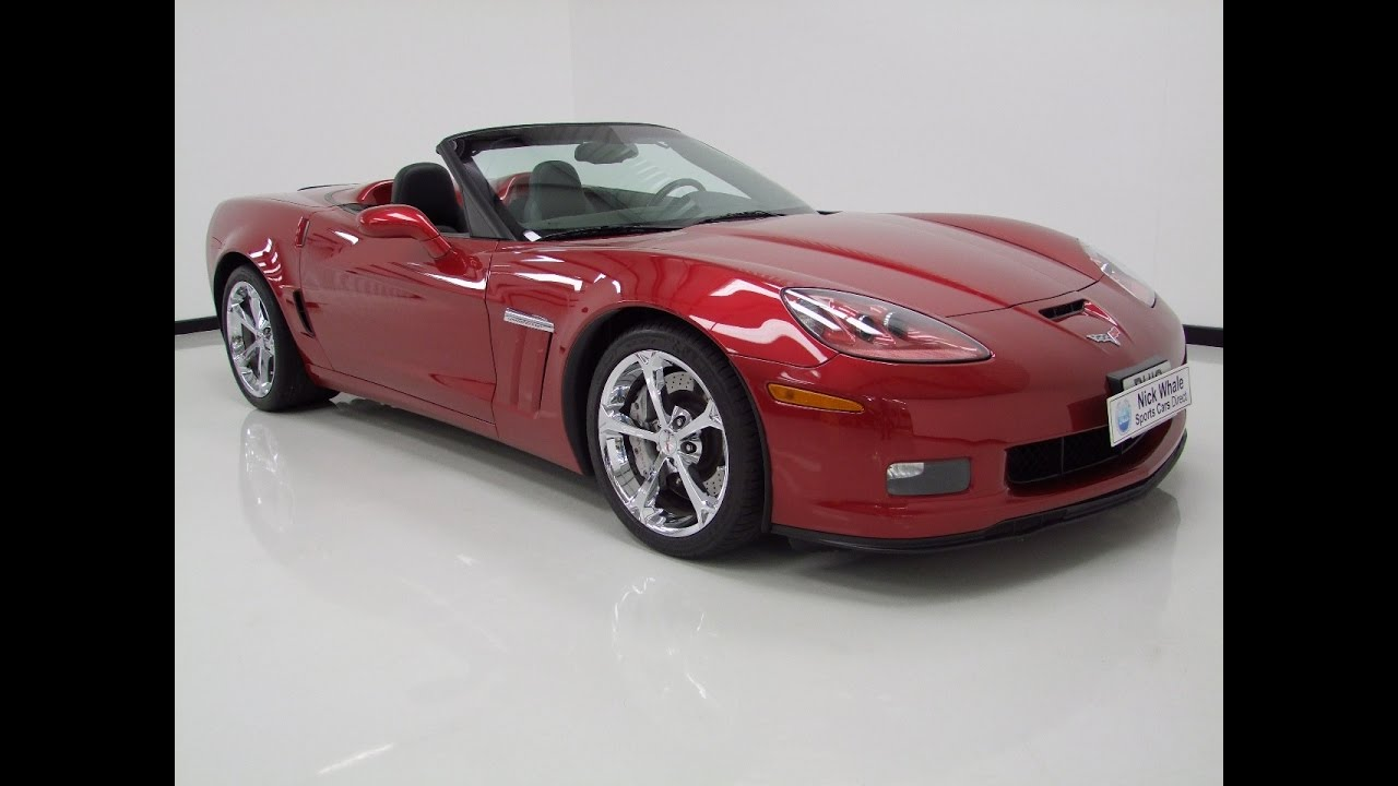 for sale corvette c6 grand sport convertible 3lt with paddleshift rh youtube com 2011 Corvette Grand Sport Convertible 2011 Corvette Grand Sport Coupe