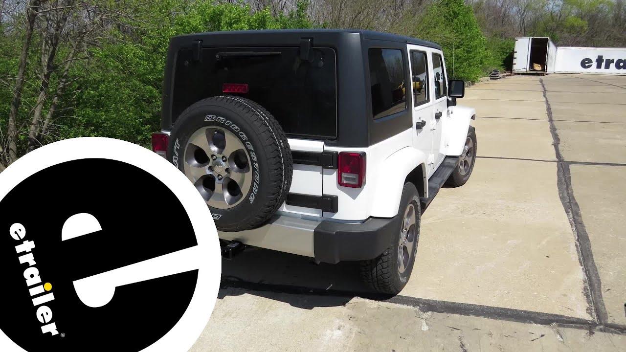 etrailer best 2017 jeep wrangler unlimited trailer