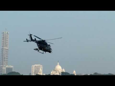 Vijay Diwas Celebration - Attack Helicopter RUDRA