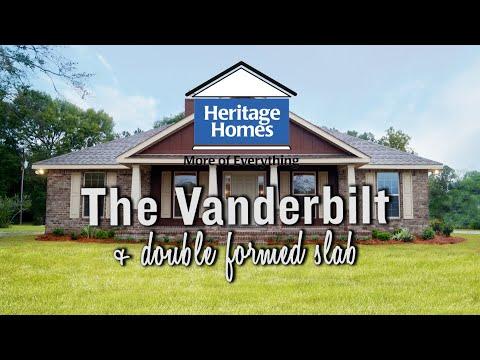 Heritage Homes - The Vanderbilt - Video Tour
