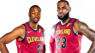 Dwyane Wade Signs With Cavaliers! Dwyane Wade Joins Cleveland Cavaliers and LeBron James!