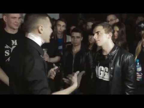 Oxxxymiron - Грайм (versus battle vs Johnyboy) слушать онлайн композицию