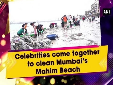 Celebrities come together to clean Mumbai's Mahim Beach Mp3