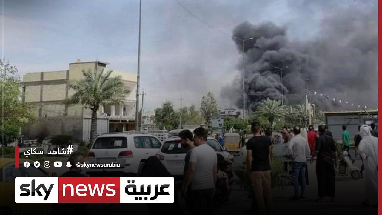 قتلى وجرحى في انفجار شرقي بغداد  - نشر قبل 18 دقيقة