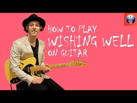 How to Play Wishing Well on Guitar - How to Play the Free Classic ...