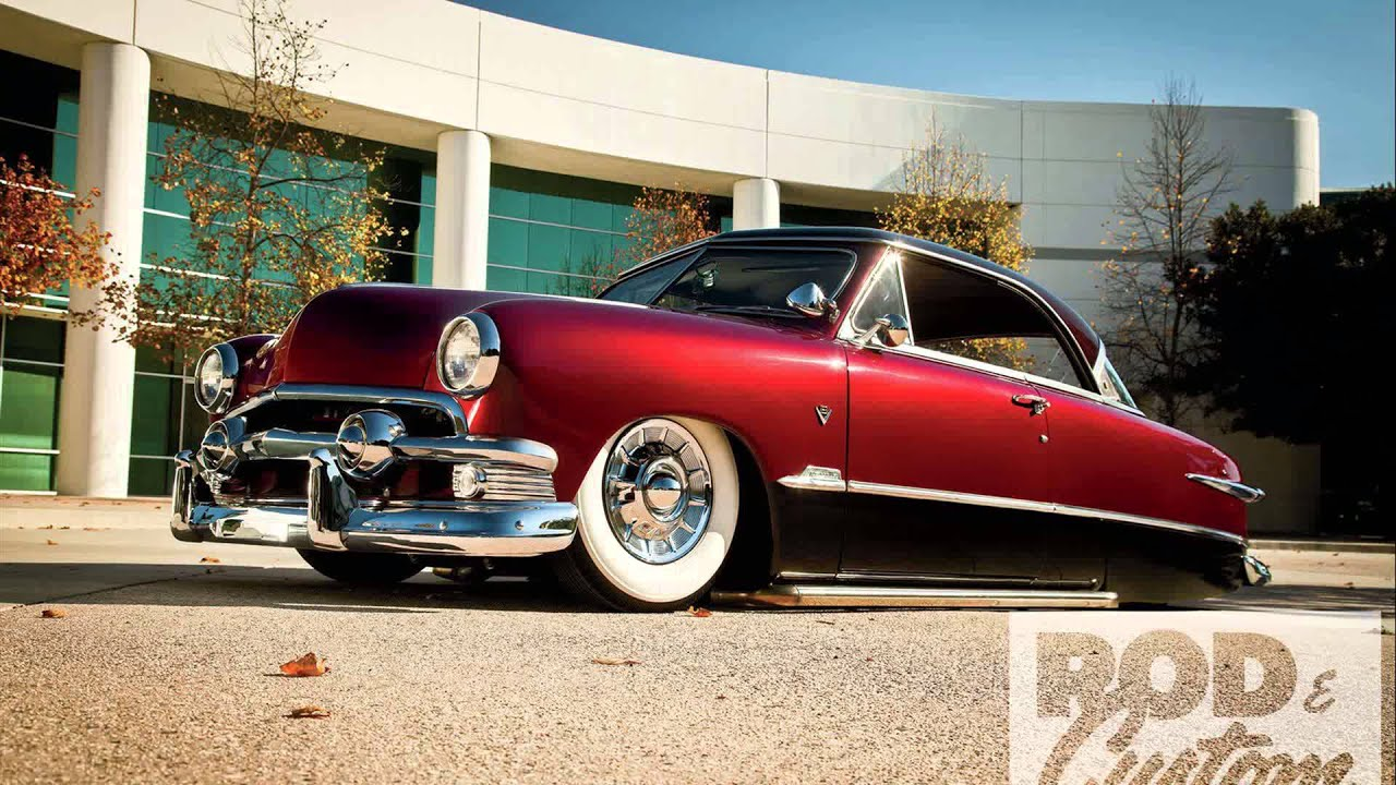 1951 Ford Victoria Youtube