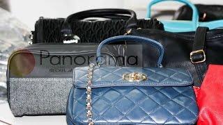 Секонд хенд сумки крем / Second hand wholesale clothing