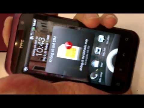 Đập hộp HTC rhyme