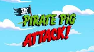 Angry Birds GO & Jenga: Pirate Pig Attack
