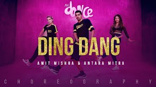 Ding Dang - Amit Mishra & Antara Mitra | FitDance Channel (Choreography) Dance Video