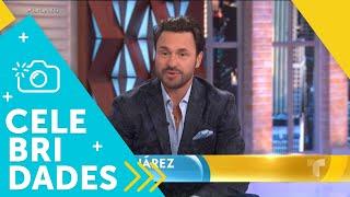 ¡Cristian Zuárez cuenta la verdad sobre Laura Bozzo!   Un Nuevo Día   Telemundo