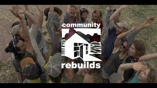 Community Rebuilds Natural Building Internship