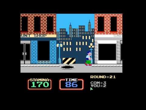 Urban Champion (NES) - HighScore.com