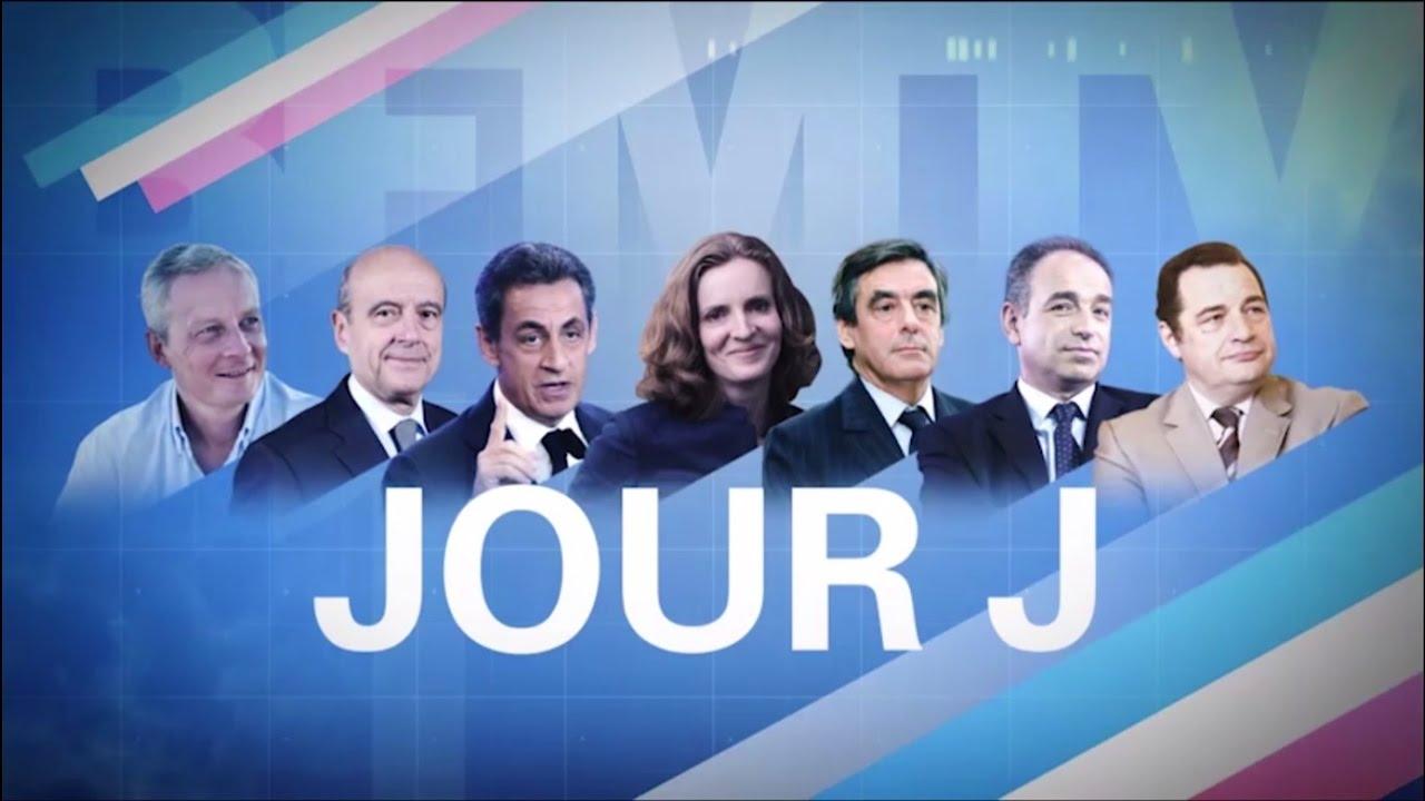 Live BFMTV - Edition Spéciale Débat de la primaire de la droite et du centre