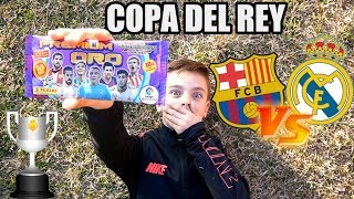 SOBRE ORO ADRENALYN XL - FC BARCELONA VS REAL MADRID (COPA DEL REY)