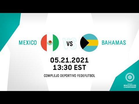 CBSC 2021   Mexico vs Bahamas