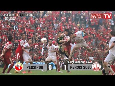 Persipur Vs Persis Solo Goal & Highlight DU2014