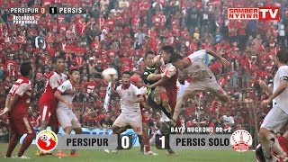 Persipur Vs Persis Solo Goal & Highlight DU2014
