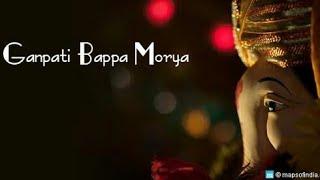 Ganpati bappa morya whatsapp status ( Ganesh chaturthi whatsapp status) Ganesh whatsapp status