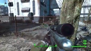 Fallout 4 ショー・ハイスクール ファロンデパート