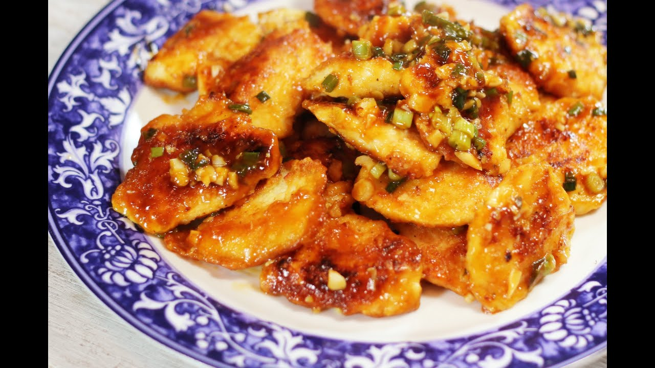 how to make sweet and sour fish chinese style