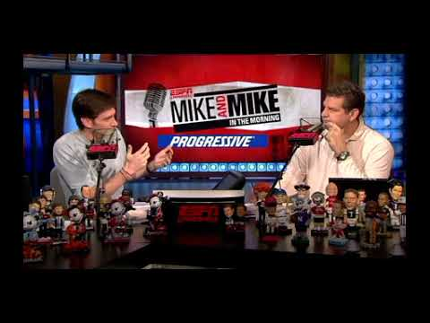 Mike and Mike 9/27/17 - Hour 2 - Kirk Herbstreit, CFB Analyst