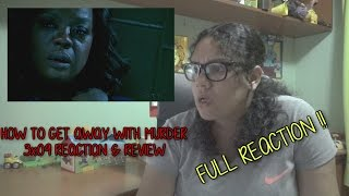 "How To Get Away With Murder 3x09 REACTION & REVIEW ""Who's Dead?"" Winter Finale 