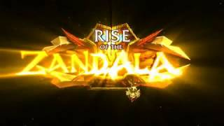 World of Warcraft ⚔ Rise of Zandalari Trailer
