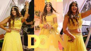 Mehendi Performance with Dolcy DOAN Wedding Simran Bhatia