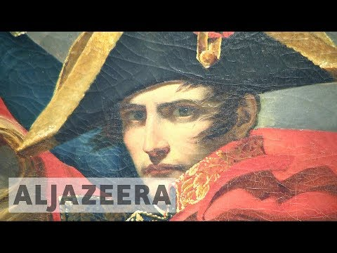 Tyrant or national hero? France exhibition aims to paint positive image of Napoleon