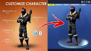 'NOUVEAU' CHARACTER CUSTOMIZATION IN FORTNITE COMING SOON - RAREST SKINS in Fortnite Battle Royale!