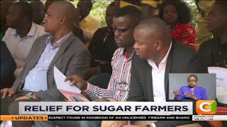 Dp Ruto says sugarcane farmers will be paid