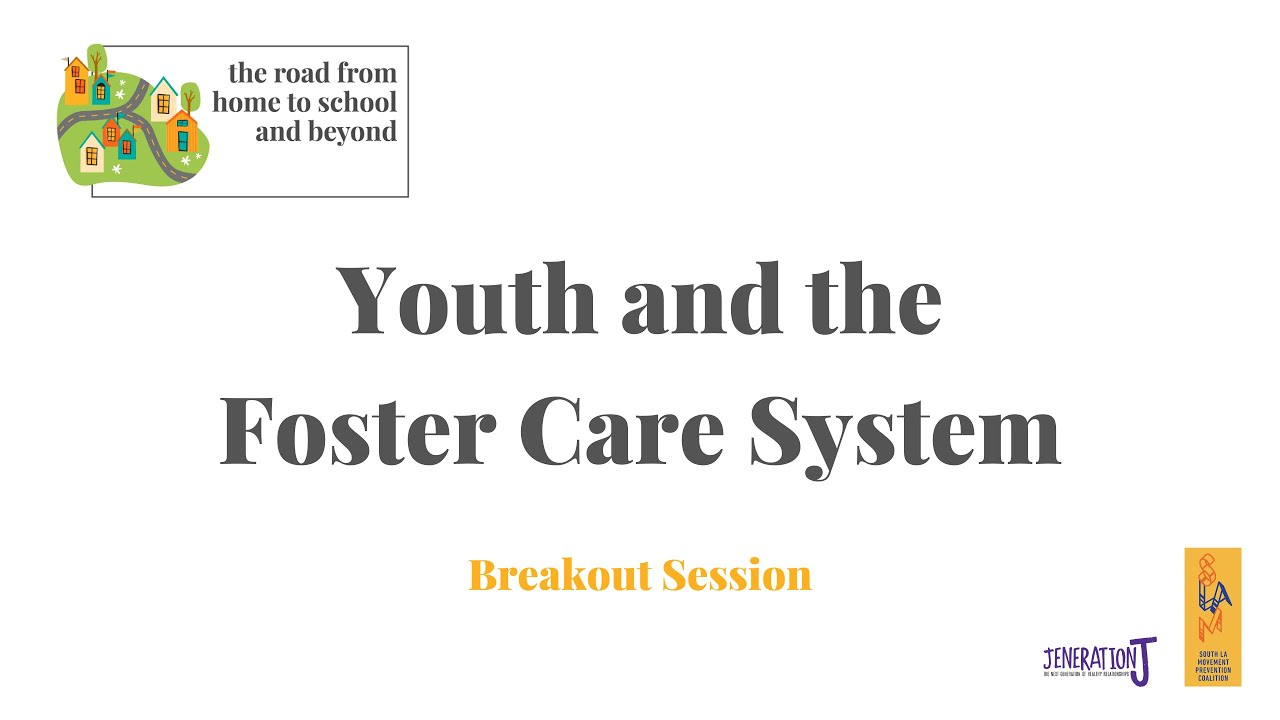 Youth and the Foster Care System Breakout Session