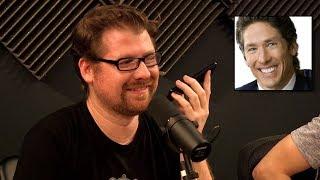 Justin Roiland Prank Calls Joel Osteen's Mega Church