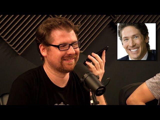 Justin Roiland Prank Calls Joel Osteens Mega Church